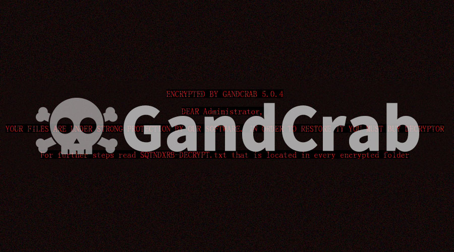 通过JS脚本进行攻击的GandCrab 5.0.4勒索病毒