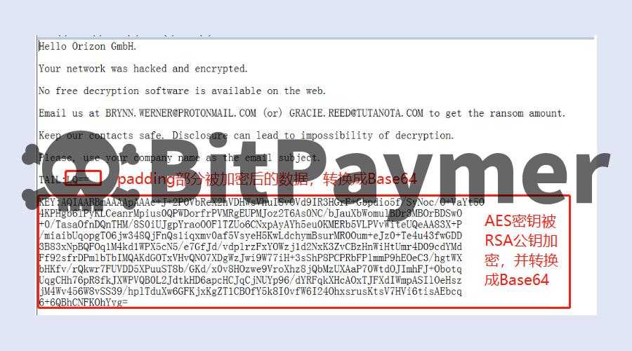 以僵尸網絡進行投遞的BitPaymer勒索病毒